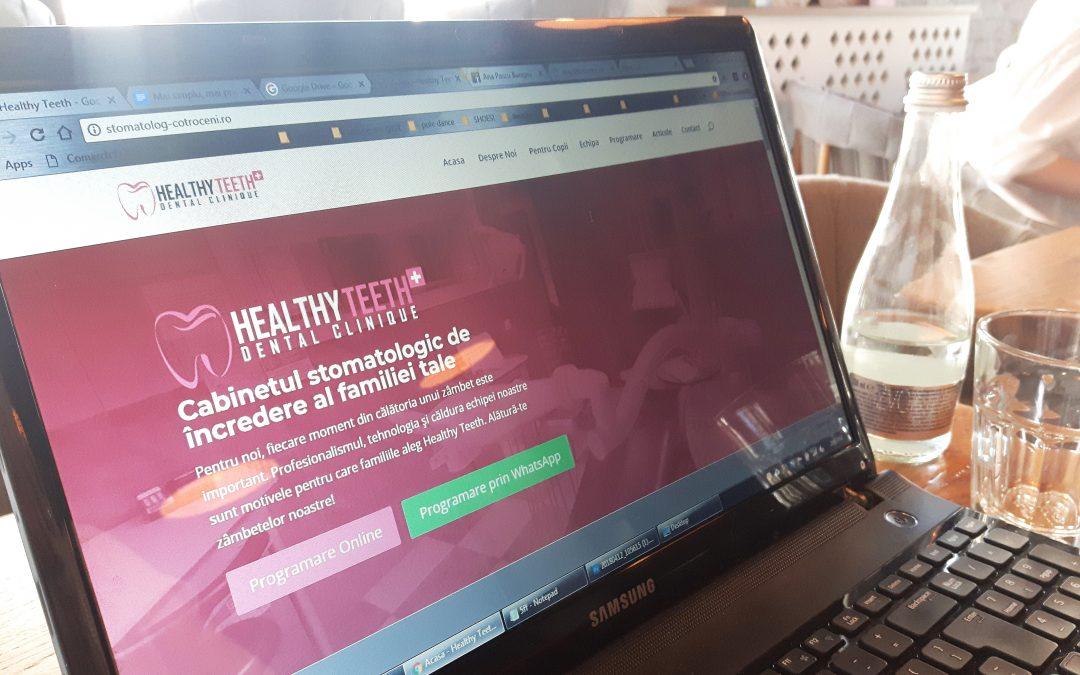 Mai simplu, mai prietenos, mai roz – De ce am schimbat design-ul website-ului nostru?