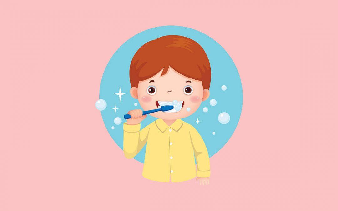 Cum arata periajul corect si cum folosim ata dentara (pe intelesul celor mici)